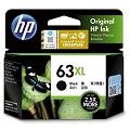HP Ink Cart F6U64AA #63XL (Black)