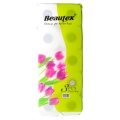 Beautex 3ply Toilet Roll (Pulp) 10's