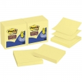 3M R330-12SSCY SUPER STICK POP-UP YELLOW