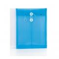 DELI String Envelope (V) 5511, A4 (Blue)