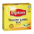 LIPTON Yellow Label  Env Tea Bags 100's
