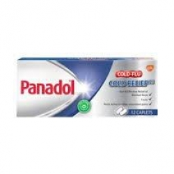 PANADOL Cold Relief PE (Box of 12's)