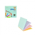 "HOPAX MAGIC PADS 21577 3 X3""  LINE PASTEL"