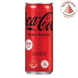 COKE Zero  - 320ml x 12 Cans