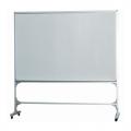 Magnetic Whiteboard w/Roller, 5' x 3'
