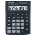 AURORA 12-Digits Desktop Calculator DT268V