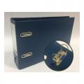 ESSCO PVC Voucher File, 3'' A5 (Blu)