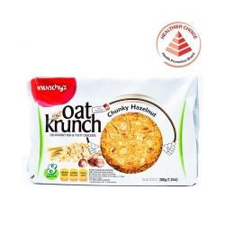 MUNCHY'S Oat Krunch - Hazelnut 8's (HCS)