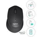 LOGITECH Silent Wireless Mouse M331 (Black)