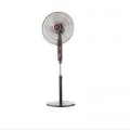 """MORRIES Stand Fan w/ Remote Function, 16"""""""