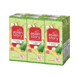 ASIAN STORY Winter Melon Tea - 250ml x 24 Packets