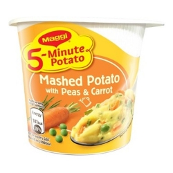 Maggi Instant Mashed Potato - Peas & Carrot
