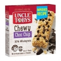 UNCLE TOBY'S - Chewy Chocolate Chip 6's