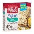 UNCLE TOBY'S - Yoghurt Topps Mango & Passionfruit 6's
