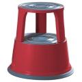 FUJIPLUS Metal Step Stool 1212 (Red)