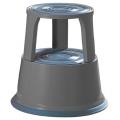 FUJIPLUS Metal Step Stool 1212 (D. Grey)