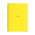 AZONE Team Ring Notebook, A4 (Yel)