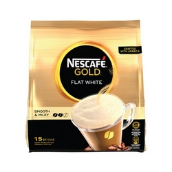 NESCAFE 3-in-1 Gold Blend with Crema  15's