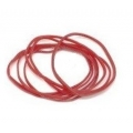 Standard Rubber Band, 100g (Red)