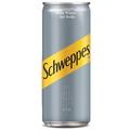 SCHWEPPES Soda Water - 330ml x 12's