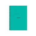 AZONE Team Ring Notebook, A5 (Grn)