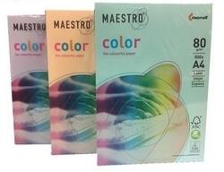 MAESTRO A4 Copier Paper Medium Blue - FSC (80gsm)
