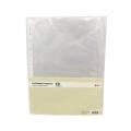 POP BAZIC 11-Hole Sheet Protector, A4 10s