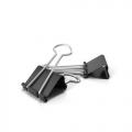 POP BAZIC Blk Binder Clip PB3212, 41mm 24's