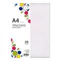 POP ARTZ Tracing Paper, A4 92g 25's