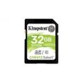 Kingston SDHC Memory Card Class 10, 32GB