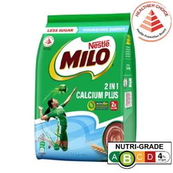 MILO 2-in-1 Activ-Go Calcium Plus MP 12284484 12's