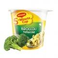 Maggi Instant Mashed Potato - Broccoli Fettuccine