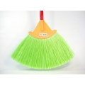 Soft Broom with 2.5' Wooden Stick LN-916