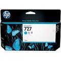 HP 727 Ink Cart 130ml (Cyan)