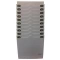BIOSYSTEM Time Card Rack, 20 Slots