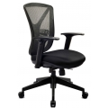 HARTZ Mid Back Exe. Mesh Chair 8202NL