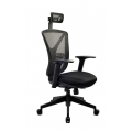 HARTZ High Back Exe. Mesh Chair 8202NL