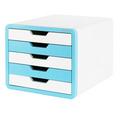 KAPAMAX File Cabinet, 5 Drawer (Blu)