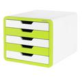 KAPAMAX File Cabinet, 5 Drawer (Grn)