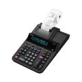 CASIO 12-Digits Printing Calculator  DR-120R-BK