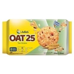 JULIE'S OAT 25 - Ten Grains (Pack of 8)