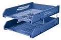 POP BAZIC 2-Tier Tray 10421 (Blue)
