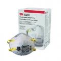 3M Respirator N95 Mask 8210, 20's