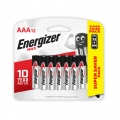 Energizer Max Battery AAA (PKT 12)