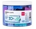 DELI Colour Binder Clip E8551S, 50mm 12's