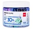 DELI Colour Binder Clip E8555S, 19mm 40's