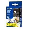 Brother Cart Tape TZ-325 White/Blk 9mm