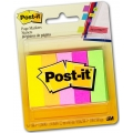 """3M Post-It Page Markers 1/2"""" x 2"""""""