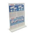 STZ Acrylic Holder 50820, A4 w/ H-Base