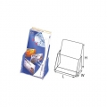 "STZ Acrylic Leaflet Holder 50825 4"" (DL)"